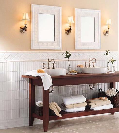 Cool 10 Beautiful Bathroom Mirrors  Bathroom Ideas Amp Designs  HGTV
