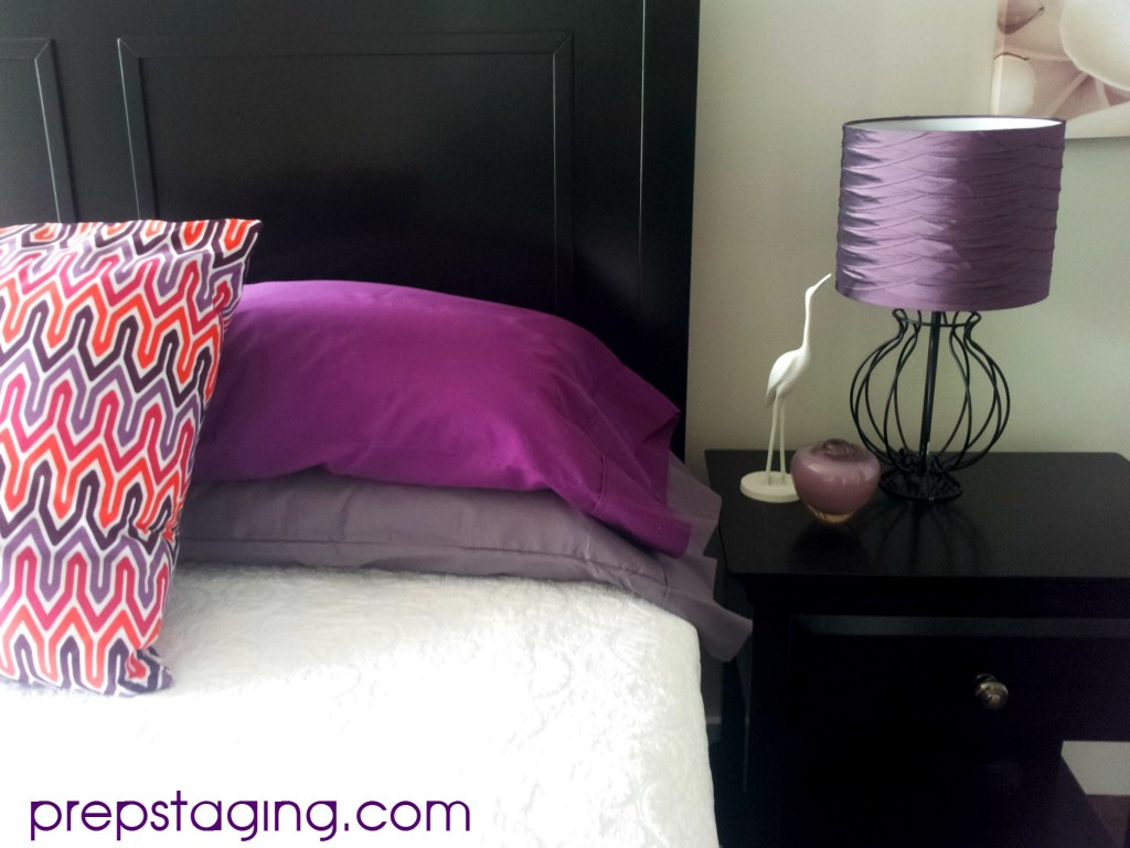 Using moveable colour in home staging